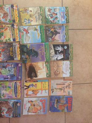 Kids books National Geographic Geronimo Stilton and magic treehouse for Sale in Largo, FL
