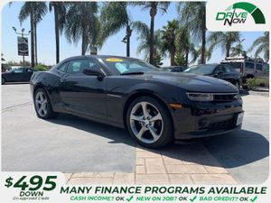 2014 Chevrolet Camaro for Sale in San Bernadino, CA