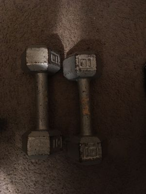 10lb weights for Sale in Falls Church, VA