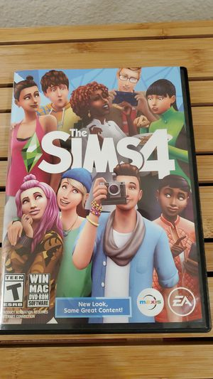 SIMS 4 FOR PC AND MAC for Sale in Ontario, CA