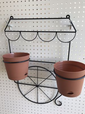 Flower Cart Plant Holder for Sale in Ceres, CA