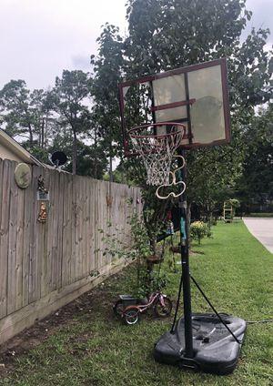 Basketball hoop for Sale in Cypress, TX