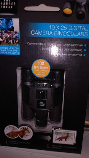 Digital camera binoculars for Sale in Willis, TX