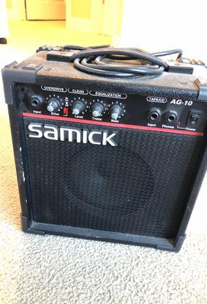 Guitar Amplifier / Amp Samick for Sale in Hayward, CA