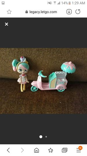 Shopkins toy and books for Sale in NO FORT MYERS, FL