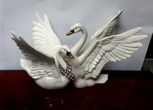 Authentic Lenox Dance Of The Swans Figurine, Ivory, Stamped Lenox, Make A Reasonable Offer And It Will Be Yours, Do Not Waste Anybody's Time Please for Sale in San Diego, CA