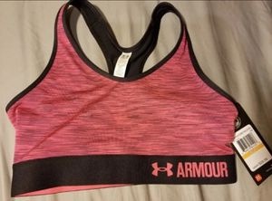 Under armour sports bra for Sale in Lancaster, MO