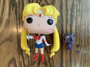 Sailor Moon POP Funko Hotmail Exclusive for Sale in Los Angeles, CA