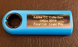 🎥🎥 Adobe CC Collection / Office 2019 / Final Cut Pro X / Logic Pro X for Sale in Webster, NY
