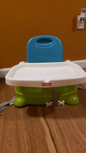 Fisher price booster seat for Sale in The Bronx, NY