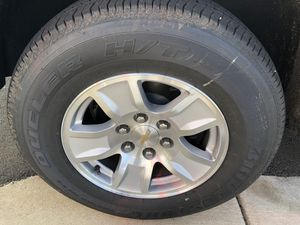 Brand New Chevrolet Wheels and Tires for Sale in Alexandria, VA
