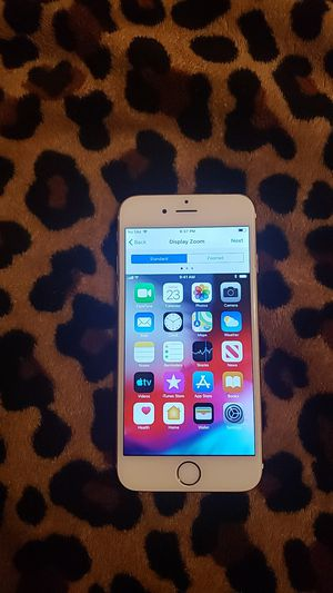 Apple iphone 6 Gold 16 GB unlocked no iCloud for Sale in Orlando, FL