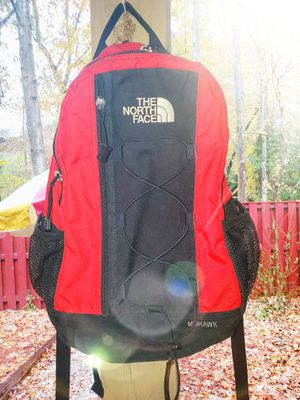 The North Face Borealis Backpack (Red&Black) for Sale in Fairfax, VA