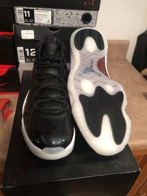 NIKE AIR JORDAN 11 72-10 Sz 11 DS for Sale in Chicago, IL