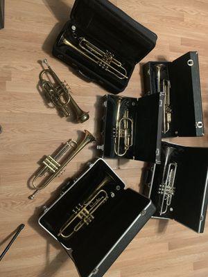Trompetas y cornetas / trumpets and cornets for Sale in Powder Springs, GA
