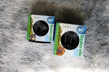 Dog Muzzle Size Large & Medium for Sale in Queens, NY