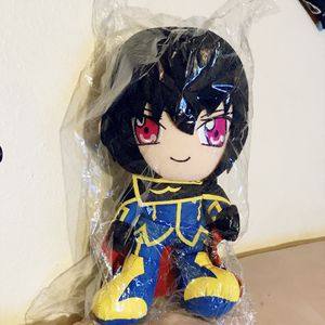 Lelouch Lamperouge Plushie from Code Geass for Sale in Mesa, AZ