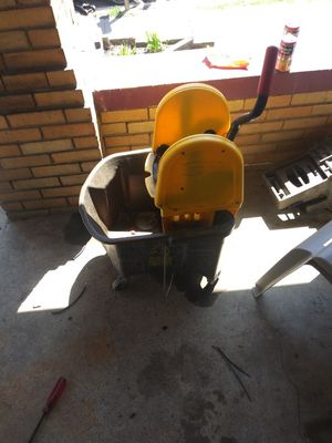 Industrial mop bucket for Sale in Detroit, MI