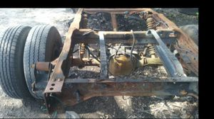 F250 dually rear axle 87-93 for Sale in Winter Haven, FL