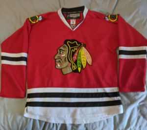 Chicago Blackhawks Jersey - Authentic for Sale in Missoula, MT