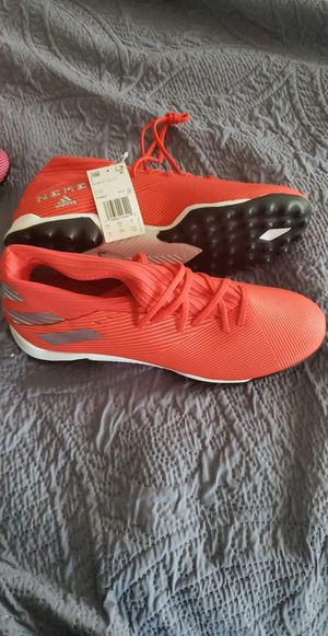 Adidas soccer shoes turf for Sale in Ashburn, VA