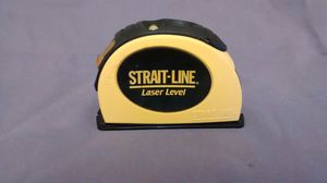 Straight line laser level for Sale in Perris, CA