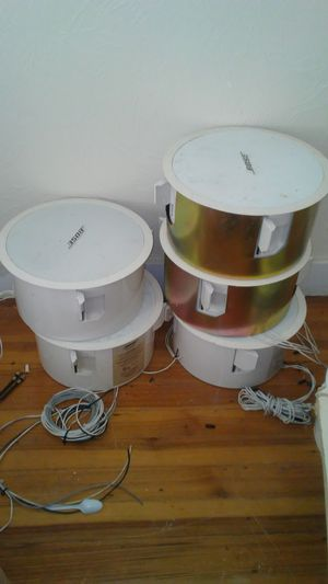 Bose speakers for Sale in Lowell, MA