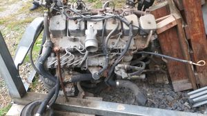 12 valve Cummins Diesel with Allison tranny and all parts for installation into your project for Sale in Peshastin, WA