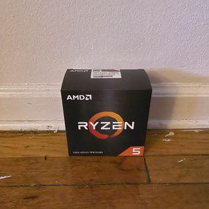 AMD Ryzen 5 5600X (OR BEST OFFER) for Sale in New Brunswick, NJ