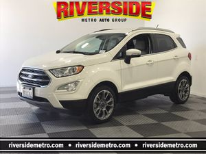2018 Ford EcoSport for Sale in Riverside, CA