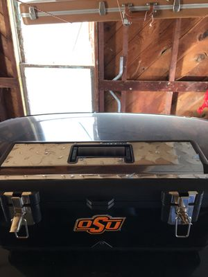 OSU Tool Box for Sale in Oklahoma City, OK