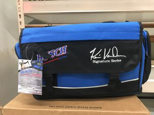 New Kevin Vandam Tackle bag Plano boxes fishing for Sale in Gresham, OR