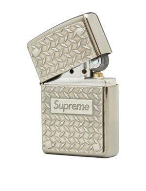 Supreme x Diamond Plate Zippo® for Sale in Lynn, MA