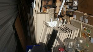 Metal store shelving for Sale in Baytown, TX