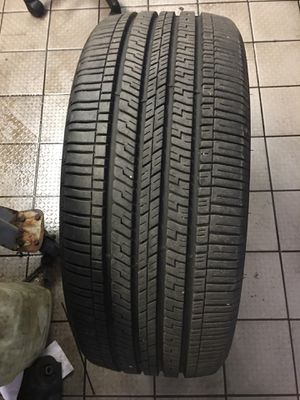255 45 20 good year one tire for Sale in Washington, DC