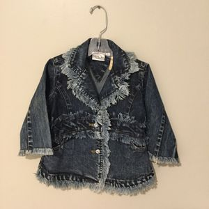 Ooh! La La! Couture Denim Jacket for Sale in Peabody, MA