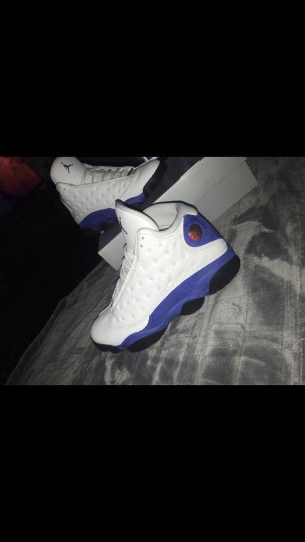 Air Jordan's 13 Size:9