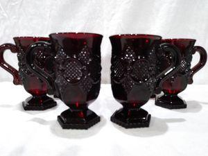 Avon Cape Cod 8 coffee mugs for Sale in Alpena, MI