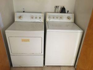 Washer / Dryer - Kenmore Elite for Sale in La Habra Heights, CA