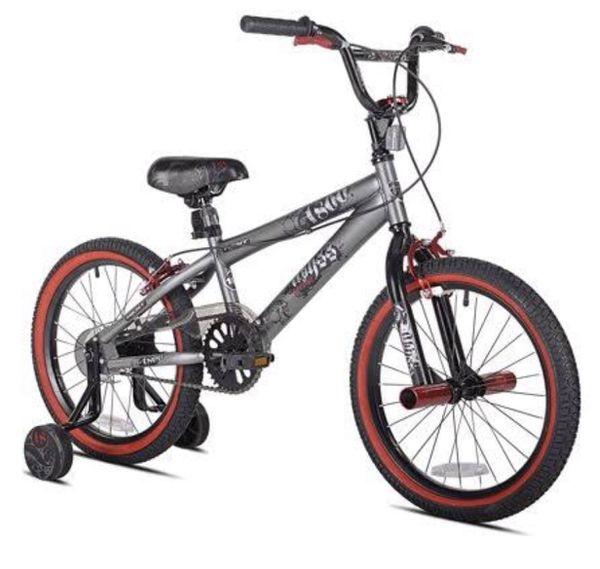 "Kids BMX Bike 18"" Wheel see Description $25 or best offer also do trades for stuff"