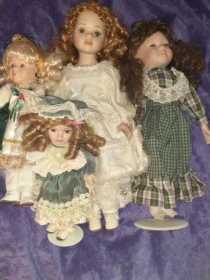 Porcelain dolls for Sale in Buckeye Lake, OH