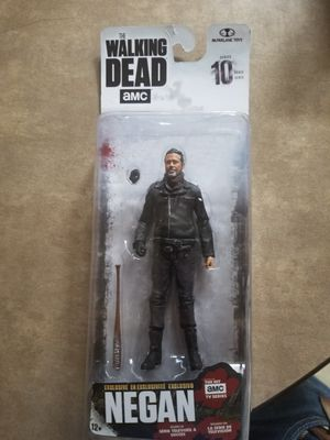 The Walking Dead Negan for Sale in Bedford Park, IL