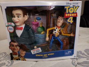 Toy Story 4 Collectibles for Sale in Los Angeles, CA