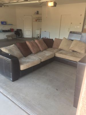 Sectional couch for Sale in Peoria, AZ