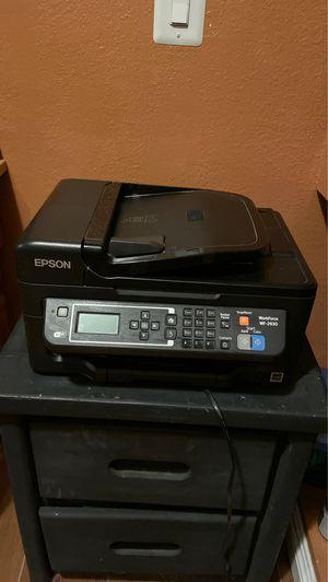 Epson Workforce 2630 Printer for Sale in Highland, CA