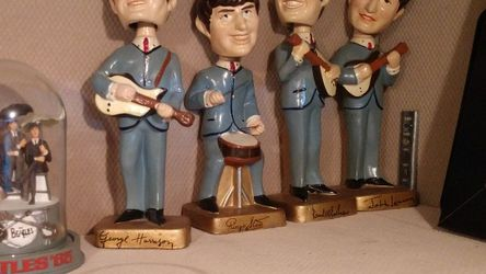 Beatles Bobblehead Dolls -All 4 Original for Sale in Vancouver,  WA