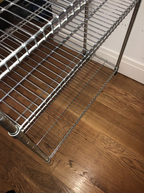 Stainless Steel Culinary Bakers Rack