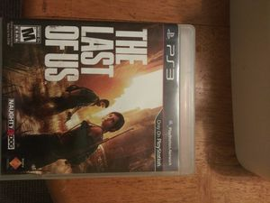 The Last of Us ps3 for Sale in Buffalo, NY