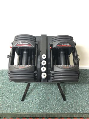 Powerblock Pro Dumbbells for Sale in New Hyde Park, NY