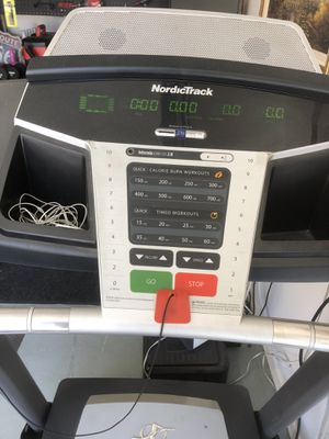 NordicTrack T5Zi Treadmill for Sale in Bell, CA